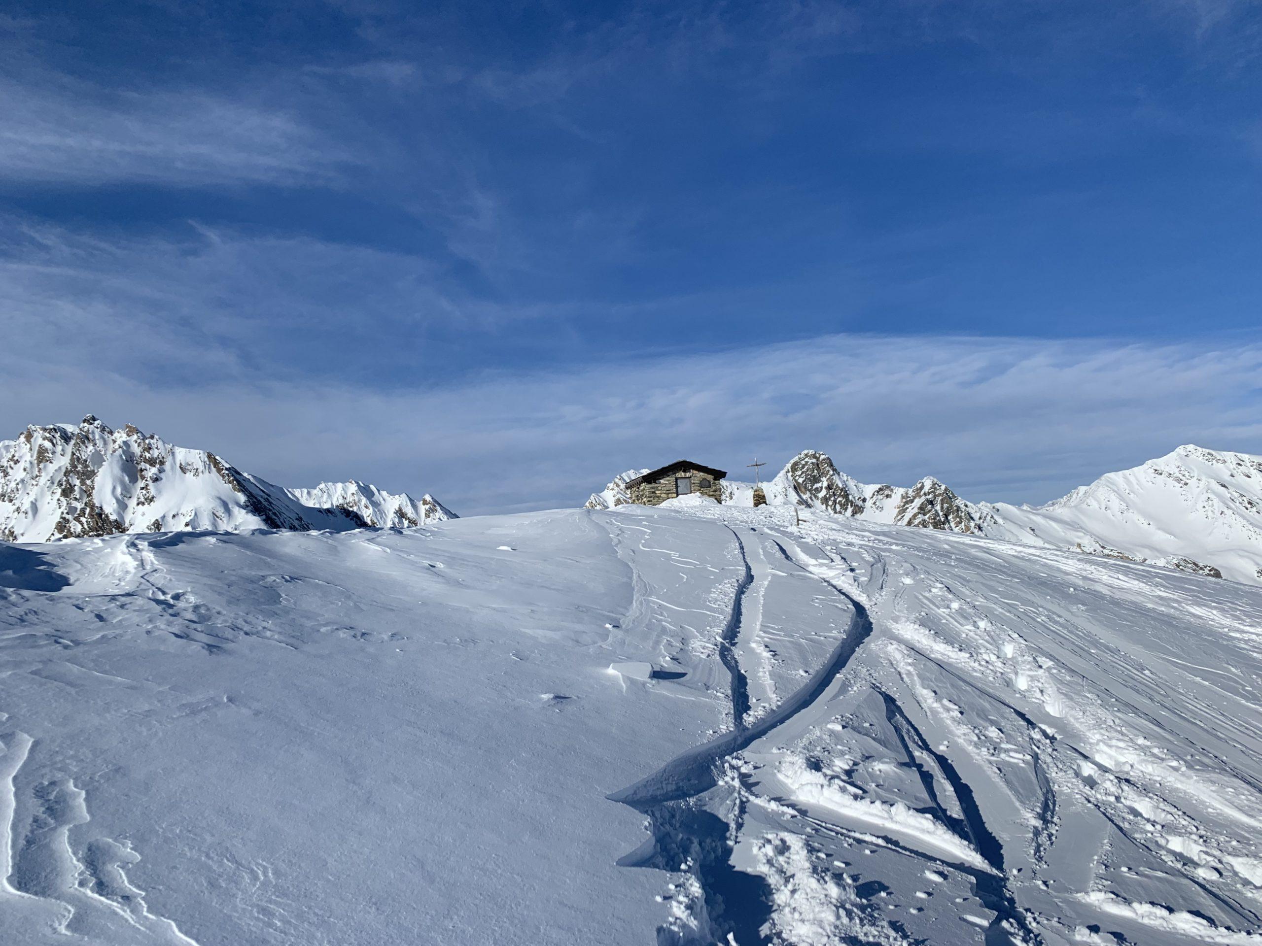 Tete di Crevacol 2.610m